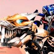 скрин игры Трансформеры: Железные ящеры