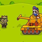 скрин игры Ударный отряд котят 3: Против енотов