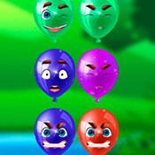 скрин игры Воздушные шарики