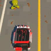 скрин игры Zombie Road