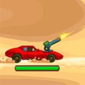 скрин игры Дорога ярости: Удар в пустыне