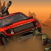 скрин игры Earn to Die 1