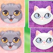скрин игры Кошки: Найди картинки