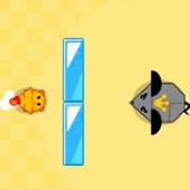 скрин игры Кот и мыши