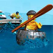 скрин игры Лего сити: Морская полиция