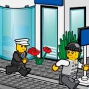 скрин игры Лего сити: Полиция и бандит