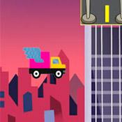 скрин игры Летающий грузовик