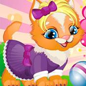 скрин игры Маленький котенок