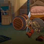 скрин игры Побег из подземелья