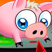 скрин игры Побег свинки