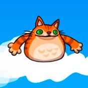 скрин игры Полет злой кошки