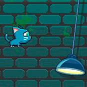 скрин игры Прыжки по лампам