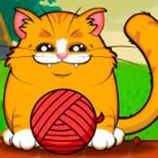 скрин игры Развлечения кошки