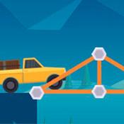 скрин игры Строим мост