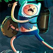 скрин игры Время приключений: Финн и кости