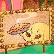 скрин игры Время приключений: Пироги