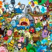 скрин игры Вселенная Время приключений