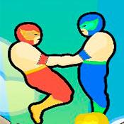 скрин игры Wrestle Jump