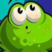скрин игры Amazing Frog