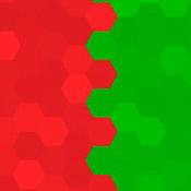 скрин игры Антистресс: Слияние красок