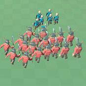 скрин игры Симулятор войны