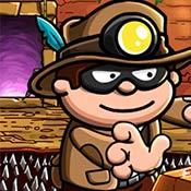 скрин игры Грабитель Боб 5: Приключения в храме