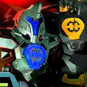 скрин игры Лего Фабрика героев