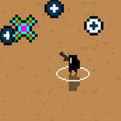 скрин игры Пиксельное выживание
