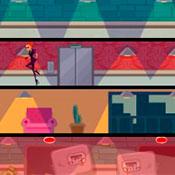 скрин игры Побег из небоскреба