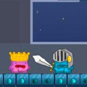 скрин игры Побег принца и принцессы