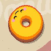 скрин игры Пончик против пончика