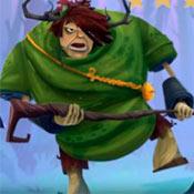 скрин игры Сказочный патруль: Пазл с Лешим