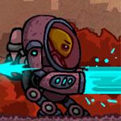 скрин игры Уничтожение инопланетян