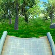 скрин игры Выживание в лесу