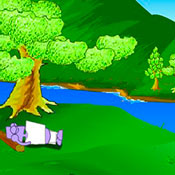скрин игры Загадки леса