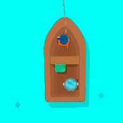 скрин игры Hooked Inc Fisher Tycoon