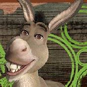 скрин игры Парные рисунки для Шрека