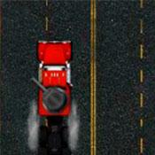 скрин игры Преследование на дорогах