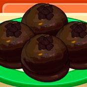 скрин игры Шрек готовит пирожные