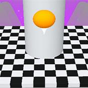 скрин игры Stack Ball