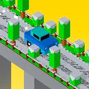 скрин игры Traffic Run