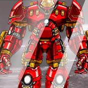 скрин игры Железный человек: Собираем облачение