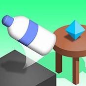 Скрин игры Bottle Flip 3D