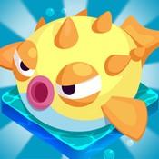 Скрин игры Merge fish