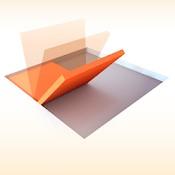 Скрин игры Folding Blocks