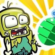 Скрин игры Кликер зомби-пиньят