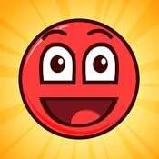 Скрин игры Красный шар герой