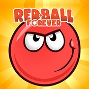 Скрин игры Красный шар навсегда