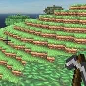 Скрин игры Мини блок крафт
