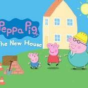 Скрин игры Новый дом Пеппы